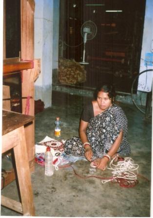 Jute Handicraft Project 5 Ramakrishna Mission Pallimangal